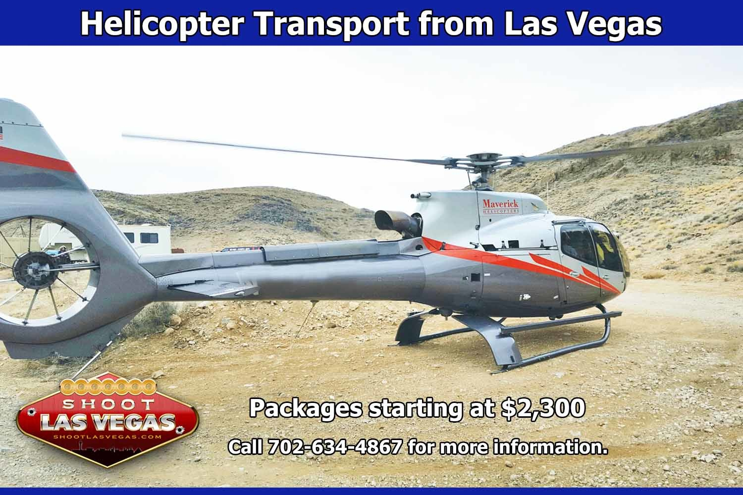 Helicopter Transportation