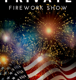Private Fireworks Show