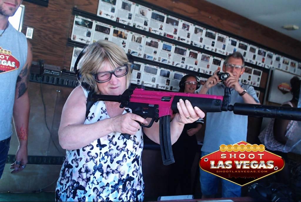 Shooting Experience 3 to 21 guns