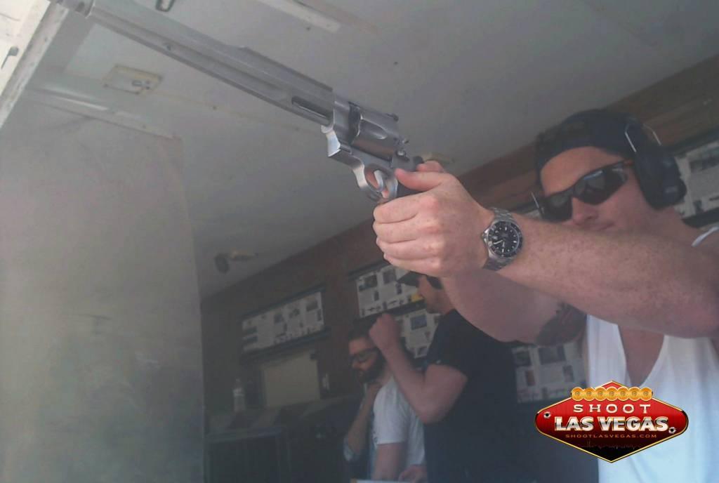 9 Gun Shooting Package