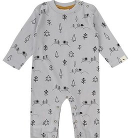 Turtledove London Organic House on a Hill Playsuit