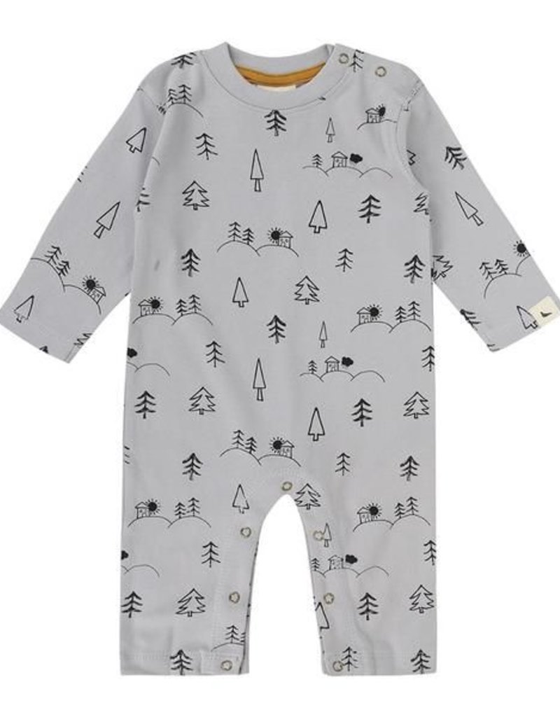 Turtledove London House on a Hill Playsuit