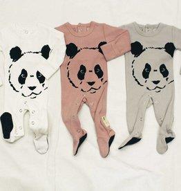 Lovedbaby Lovedbaby Organic Panda Footie