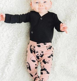 Lovedbaby Panda Organic Leggings