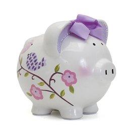 Paper Bird Piggy Bank