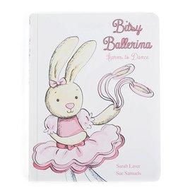 Jellycat Jellycat Bitsy Ballerina Book