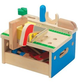 Melissa and Doug Melissa and Doug Mini Tool Bench