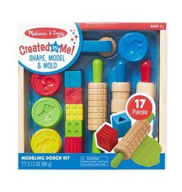 Melissa and Doug Shape Model & Mold