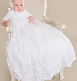 Little Things Mean A lot Lillian Christening Gown