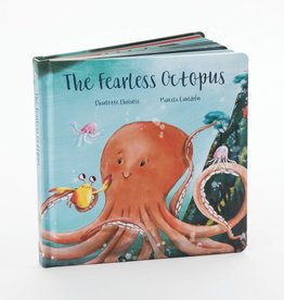 Jellycat Jellycat The Fearless Octopus Book