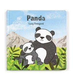 Jellycat Panda Book