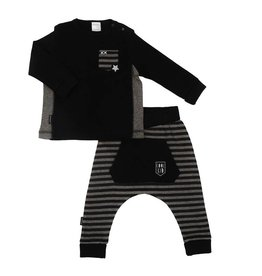 Kushies Cool Kid Harem Pant and Shirt Set