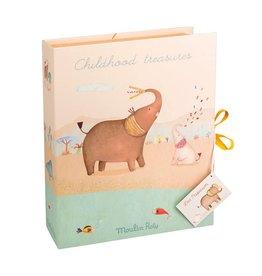 Moulin Roty Elephant Souvenier Box