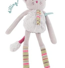 Magicforest Gray Cat Rattle