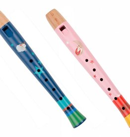 Magicforest Hand Painted Flute