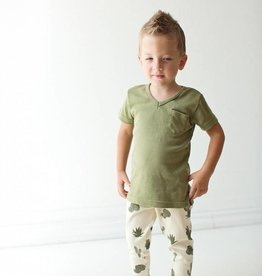 L'ovedbaby Lovedbaby Organic Top & Leggings Set 4T