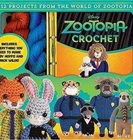Zootopia Crochet Kit