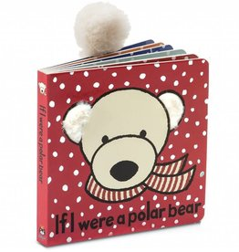 Jellycat If I Were A Polor Bear Book
