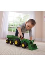 John Deere John Deere Tractor and Wagon