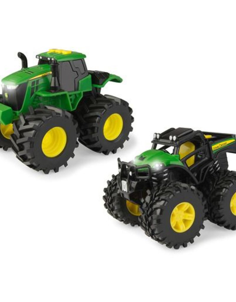 John Deere John Deer 2 Pack Trucks