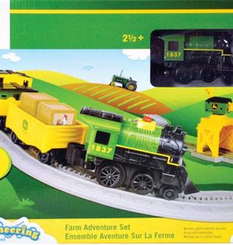 John Deere John Deere Farm Adventure Train Set