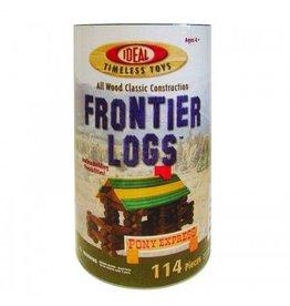 Frontier Logs - 114pcs