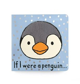 Jellycat Jellycat If I Were A Penguin Book