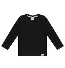 Turtledove London Organic Black Shirt