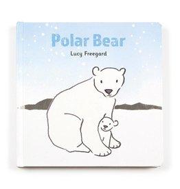 Jellycat Jellycat Polar Bear Book