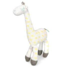 Finn & Emma 100% Organic Rattle Budy- Amelia the Giraffe