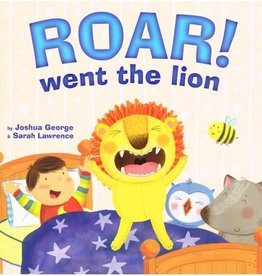 Top That Roar Went the Lion Book
