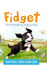 Top That Fidget the Naughty Puppy Dog Book