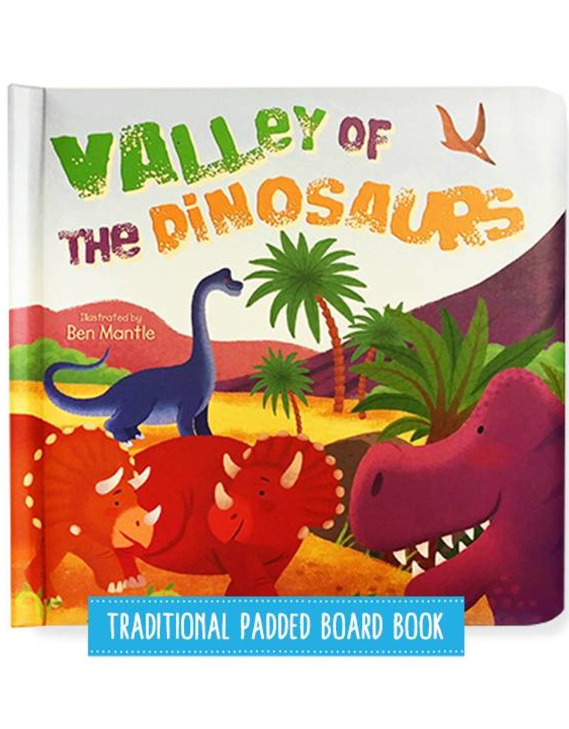 Top That Valley of the Dinosaurs Book