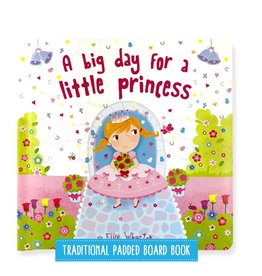 Top That A Big Day for a Little Princess Book
