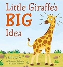 Top That Little Giraffe's Big Idea Book