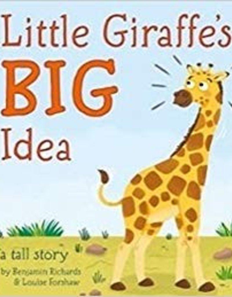 Top That Little Giraffe's Big Idea Book