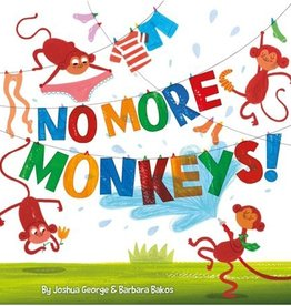 Top That No More Monkeys Book