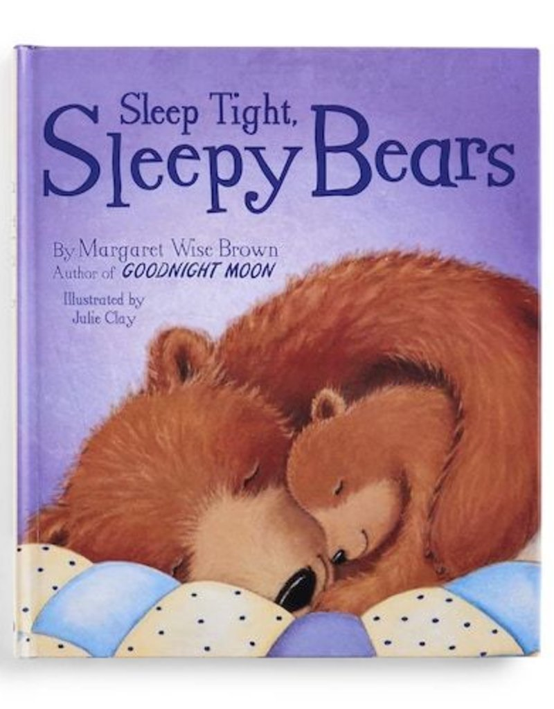 Parragon Sleep Tight, Sleepy Bears Hard Cover Book