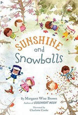 Parragon Sunshine and Snowballs Hard Cover Book