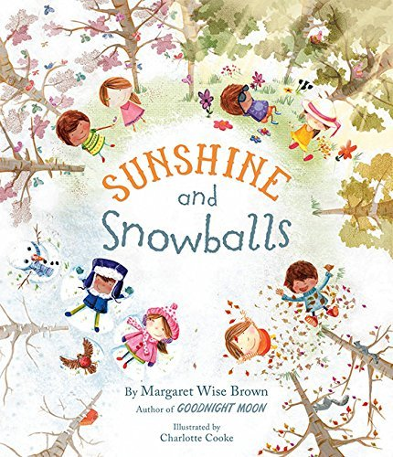 Sunshine And Snowballs Hard Cover Book Hello Baby