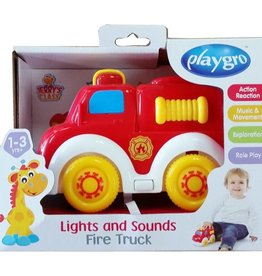 Playgro Lights and Sound Fire Truck