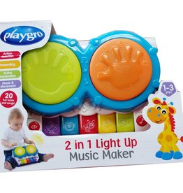 Playgro Light Up Music Maker