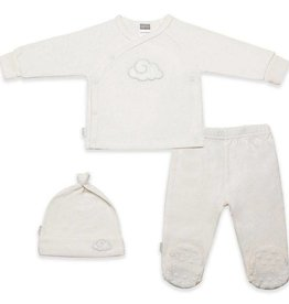 Kushies White Cloud 3 pc. Set