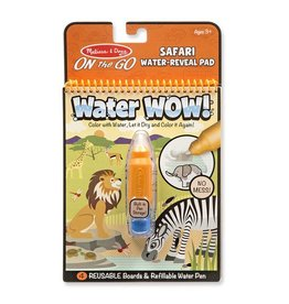 Melissa and Doug Water Wow! - Safari Water Reveal Pad