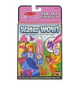 Melissa and Doug Water Wow! - Fairy Tale Water Reveal Pad