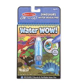 Melissa and Doug Water Wow! -Dinosaur Water Reveal Pad