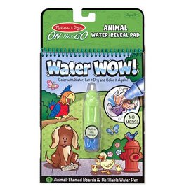 Melissa and Doug Water Wow! - Animals Water Reveal Pad