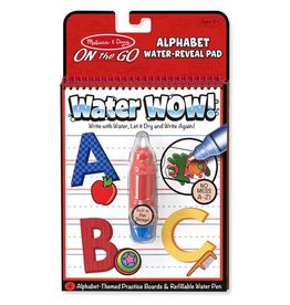 Melissa and Doug Water Wow! - Alphabet Water Reveal Pad