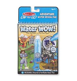 Melissa and Doug Water Wow!- Adventure Water Reveal Pad