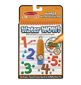 Melissa and Doug Water Wow! - Numbers Water Reveal Pad